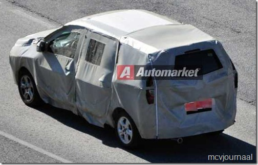 Dacia MPV Popster Spionage 06