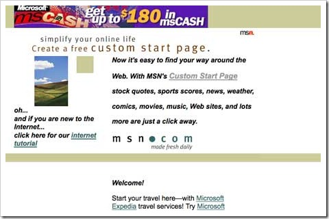 msn first look