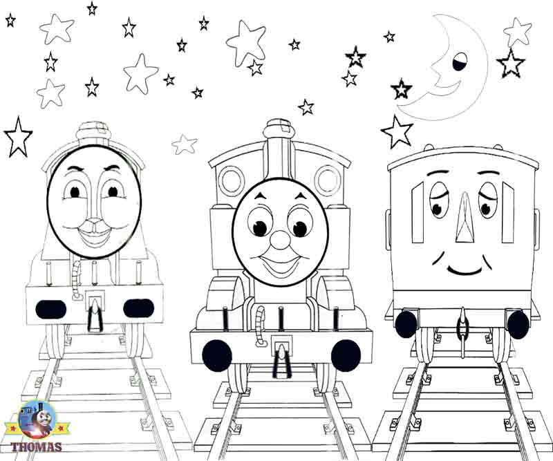 gordon the train coloring pages - gordon train color colouring pages