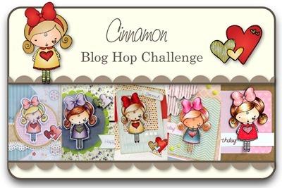 Cinnamon Blog Hop Challenge