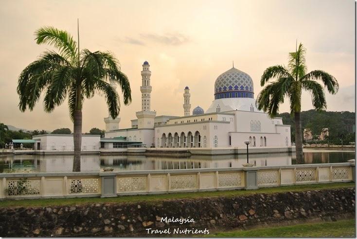 沙巴水上清真寺 (7)