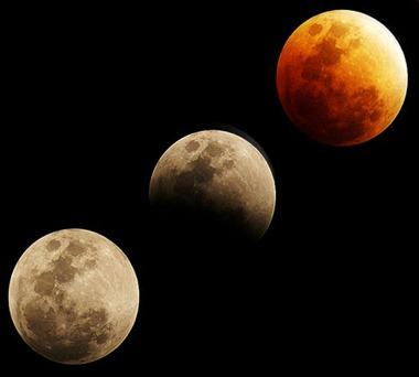 desde que se fue la luna
