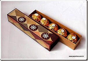 Ferrero Rocher Match Box (12)