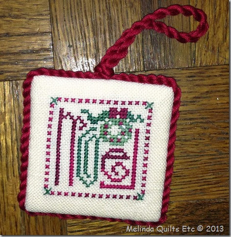 1213 Ornament front
