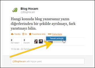 Tweet embed