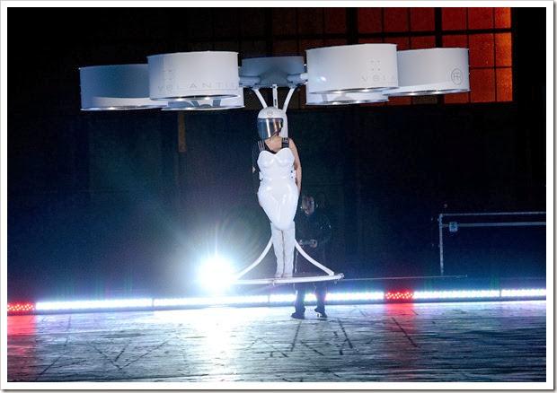 Lady Gaga ARTPOP Album Release and artRave Event