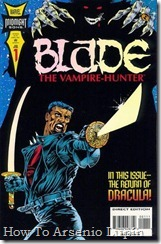 P00001 - BLADE the vampire hunter #1