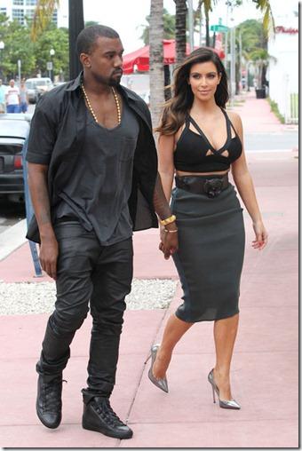 Kim Kardashian Kim Kardashian Kanye West Miami 1sCaczyV4vDlj