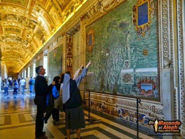 Visitar los Museos Vaticanos Roma 8