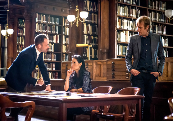 Elementary Season 2 Episode 24 The Grand Experiment
