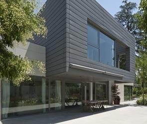 Casa moderna en Madrid Aravaca, Arquitectos Aidhos  ArQuitexs
