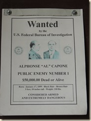236.Wanted poster in post office