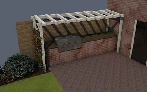 Dach Für Außenküche : Projekt außenküche die idee