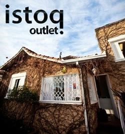 Istoq Outlet em Curitiba com ofertas especiais nas peças Verão 2012.