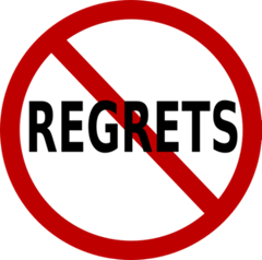 regrets of artists
