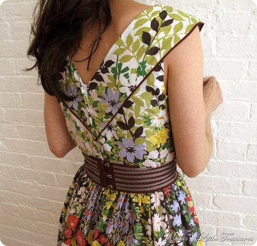 Tea dress 1