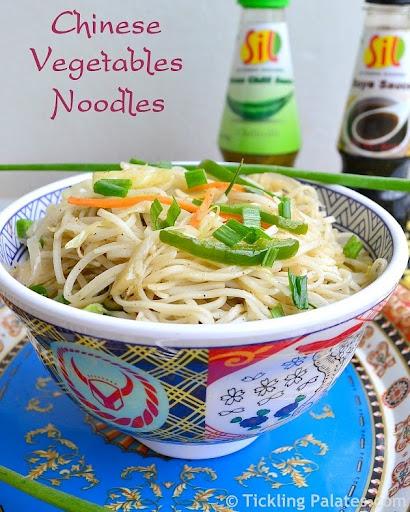 Indian Veg Noodles