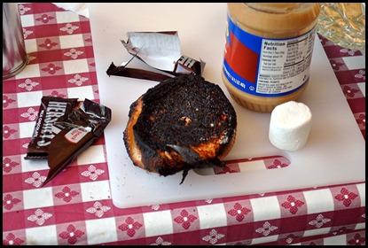 20 - Burnt Smore Pie