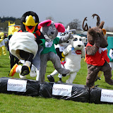 Mascot Gold Cup 2013 by Eileen