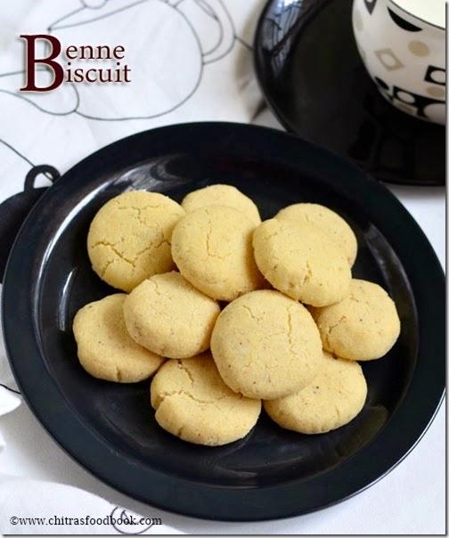 Benne biscuit recipe