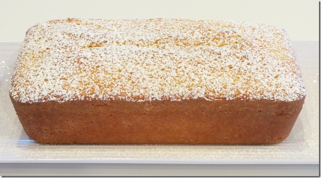 Lemon Sour Cream Pound Cake 10-23-12