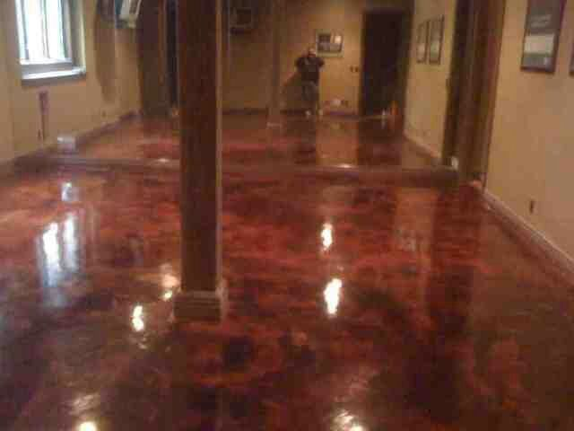 rocksolid custom concrete columbia mo flooring contractor