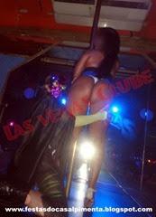 Stripper Michele Galdino