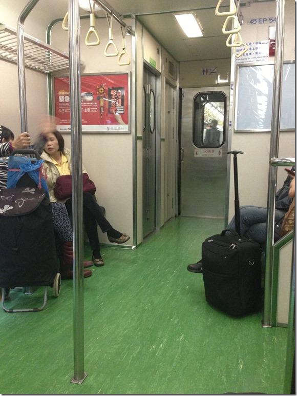TRA Taipei Railway Pinghsi Ruifang Shifen