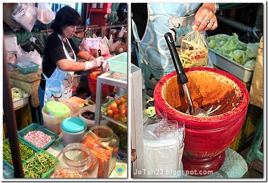 things-to-do-in-chiang-mai-go-to-warorot-night-market-papaya-salad-jotan23