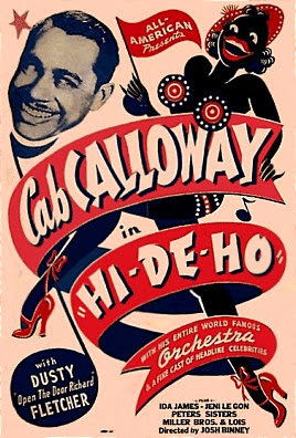 Cab Calloway poster