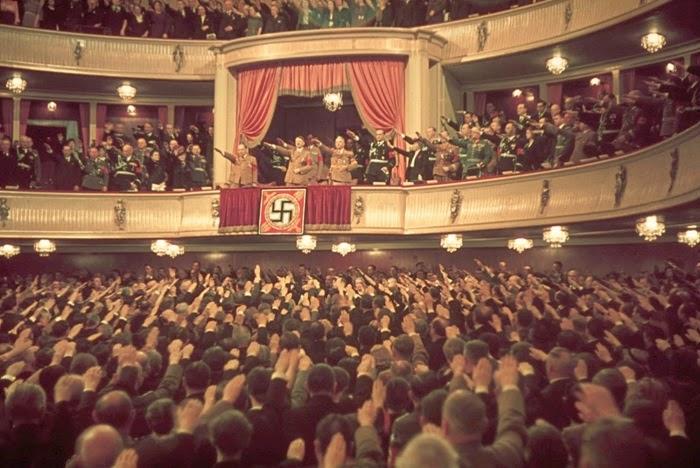 Adolf Hitler e Joseph Goebbels