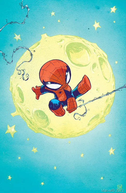 Spider-Man-youngbaby