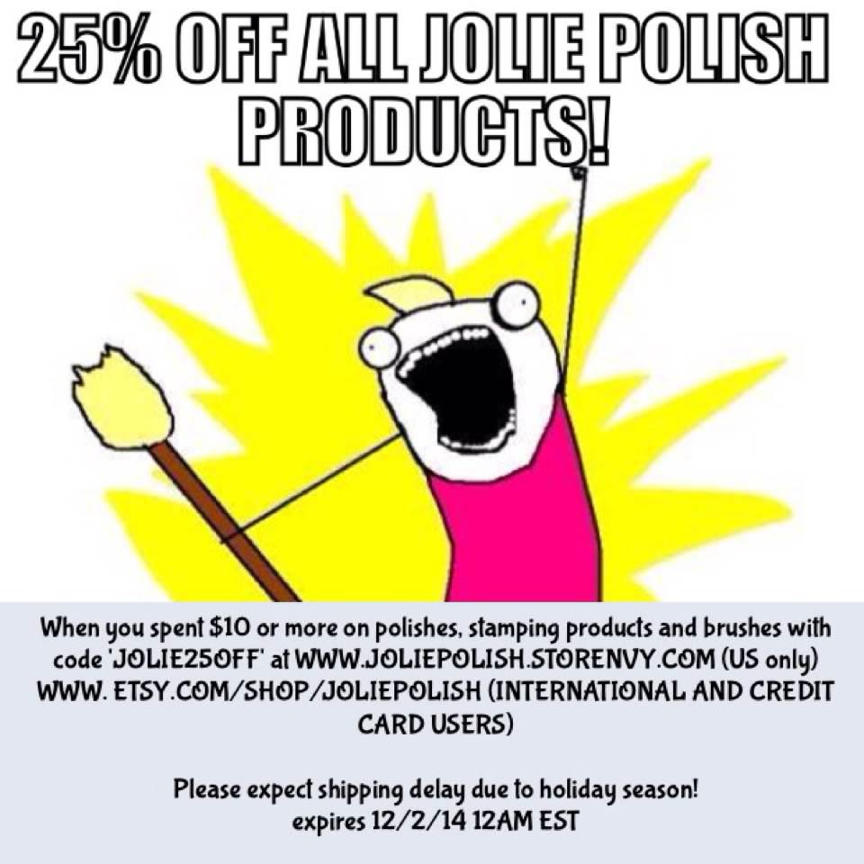Sassy Nail Designs: Black Friday Indie Nail Polish Sales