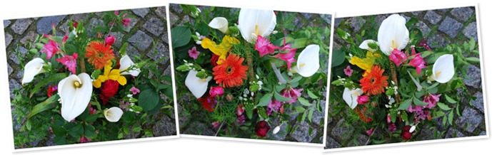 Ver cesta de flores