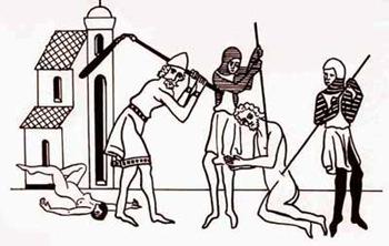 Adamiti e Carpocratiani sterminati (piccola)