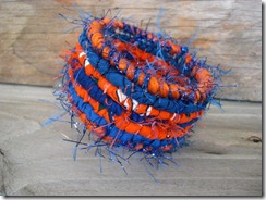 florida gators inspired bracelet