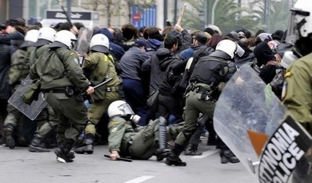 Υπερβολική χρήση βίας από την Αστυνομία στην Ελλάδα, σύμφωνα με τη Διεθνή Αμνηστία