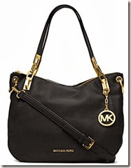 Michael Michael Kors Brooke Leather Shoulder Bag