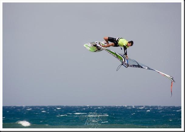 Windsurf pozo izquierdo, campeonato 31
