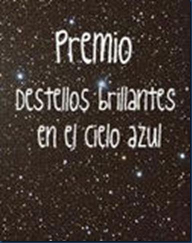 PremioDestellosBrillantesEnElCieloAzulbrightflashesinthesky