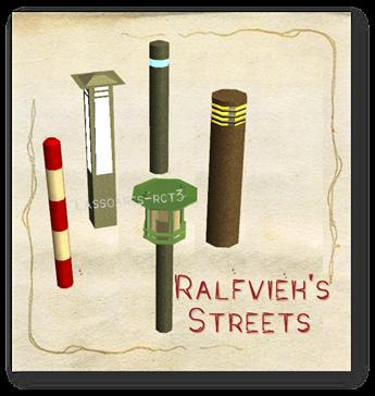 Ralfvieh's Streets 3 (Ralfvieh) lassoares-rct3