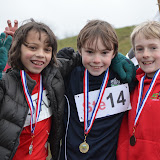 Keighley Schools XC 2013 Year 3-4 at Silsden Park