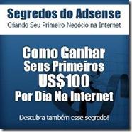 SEGREDOS DO ADSENSE - Ganhar $100 por dia na Internet
