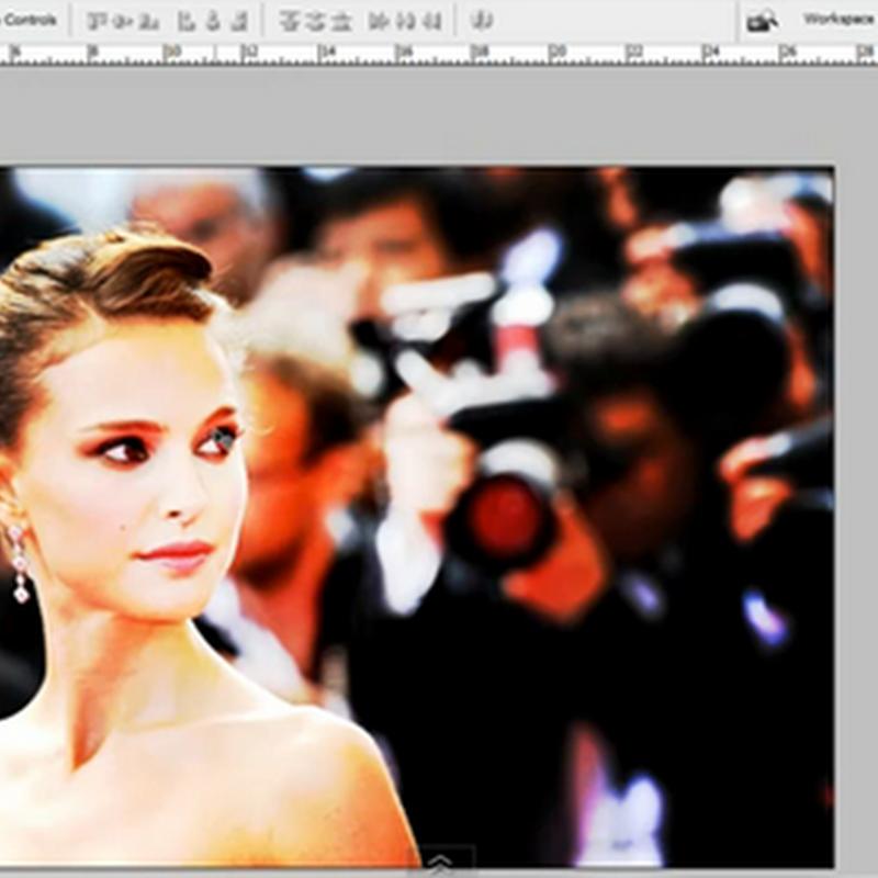 Crear un efecto Lomo en Photoshop