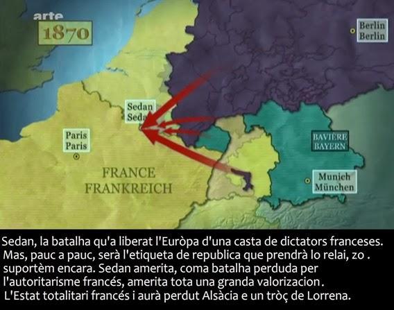 Sedan la granda batalha perduda pels franceses