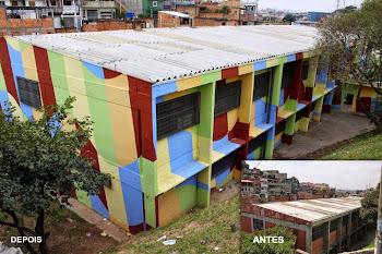 Prefeitura atende demanda e reforma mais cinco escolas
