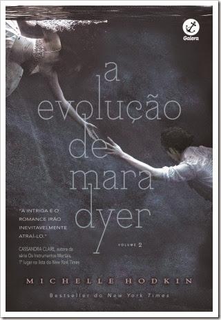 A evolução de Mara Dyer