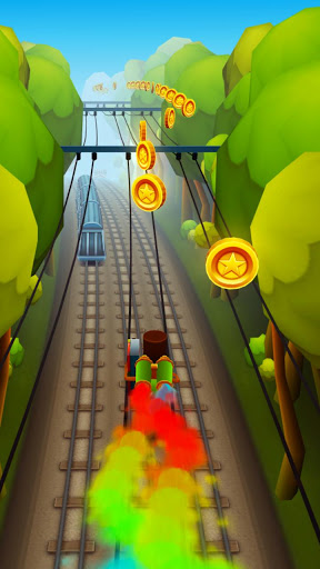 Subway Surfers Halloween v 1.4.2 Android Game Download
