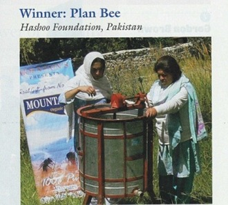 Winner; Plan Bee