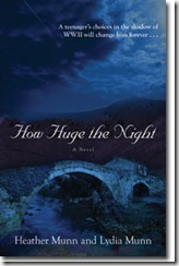How Huge the Night cover